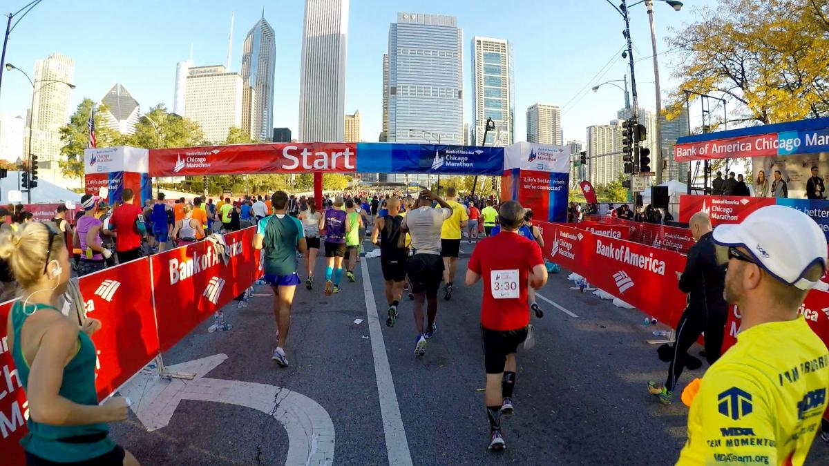 How to Get Into the Chicago Marathon recommend